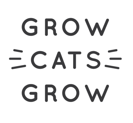 Click this image to go to the grow cats grow page