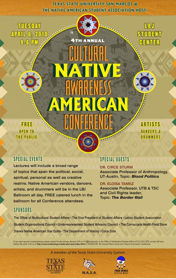 Native American conference