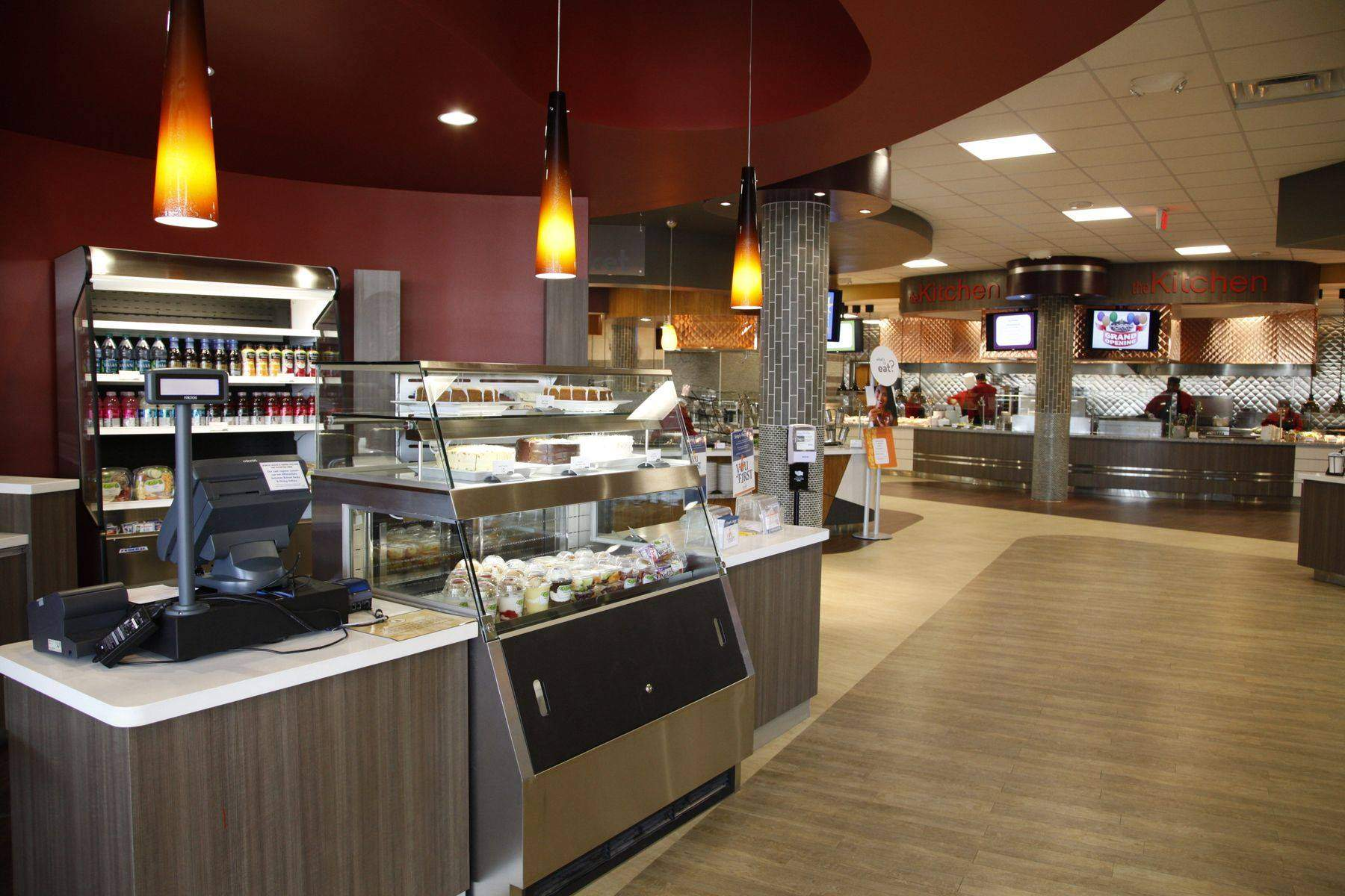 Dining, Meal Plans and Catering : Auxiliary Services