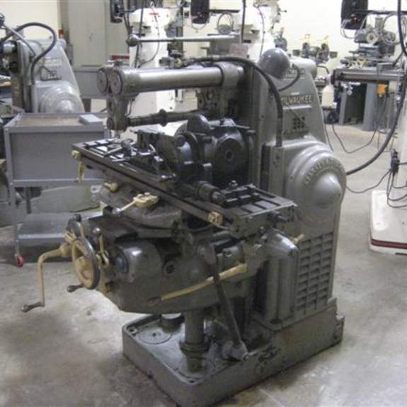 Image, manual horizontal mill.