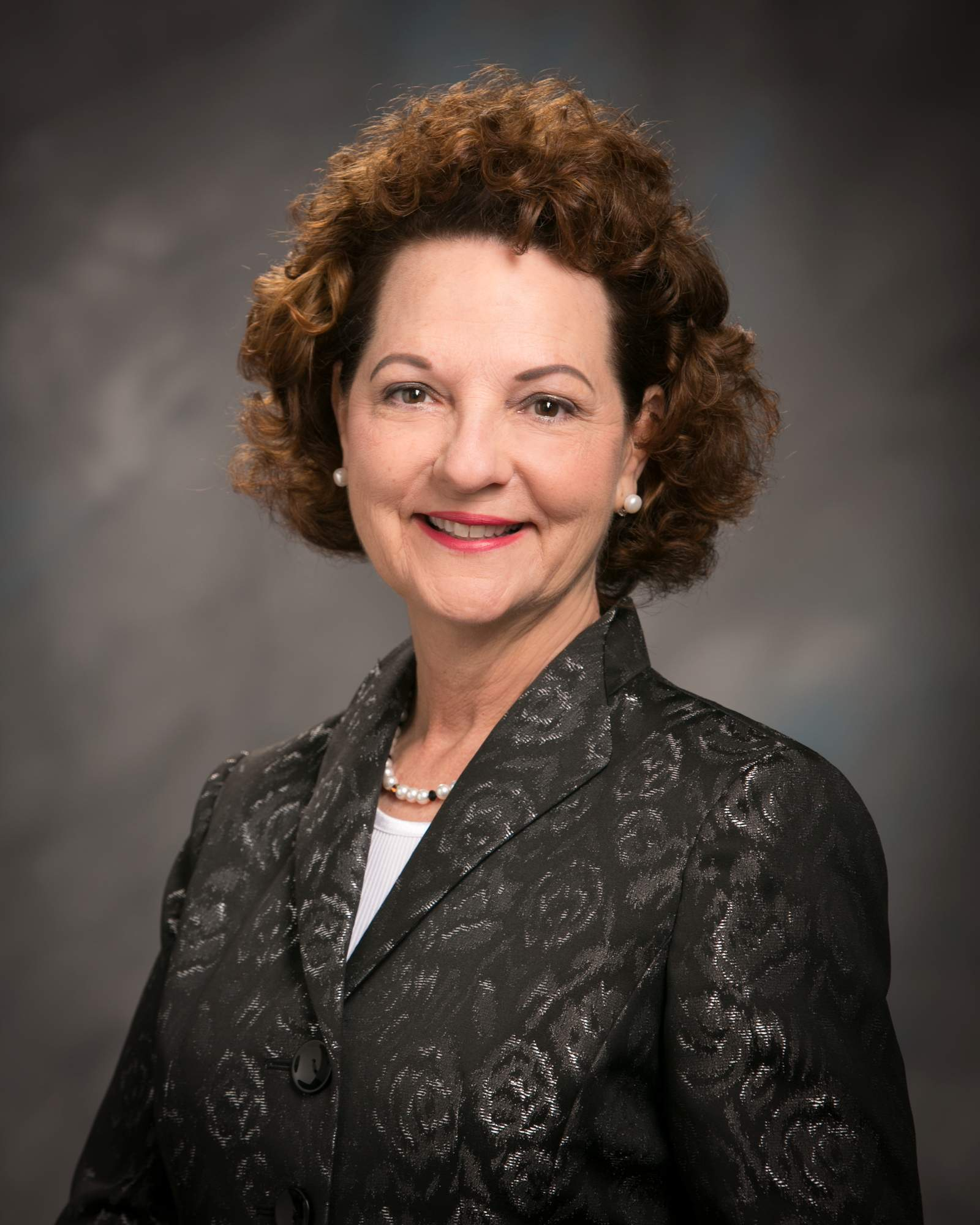 Department Chair Jackie Moczygemba