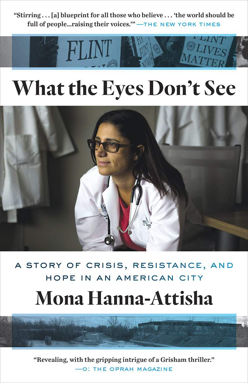 Cover of book, click to visit website for book titled What the Eyes Don't See