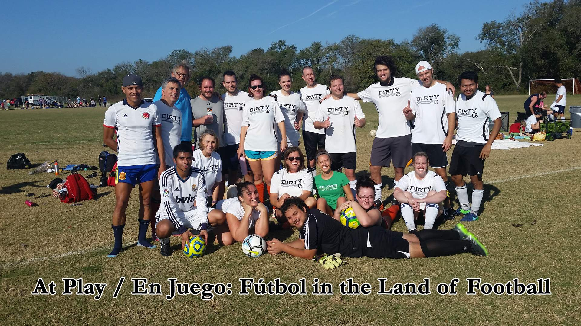 At Play / En Juego: Fútbol in the Land of Football