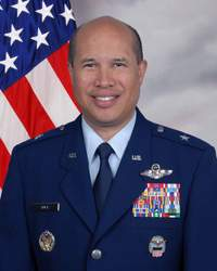 Brigadier General Giovanni Tuck