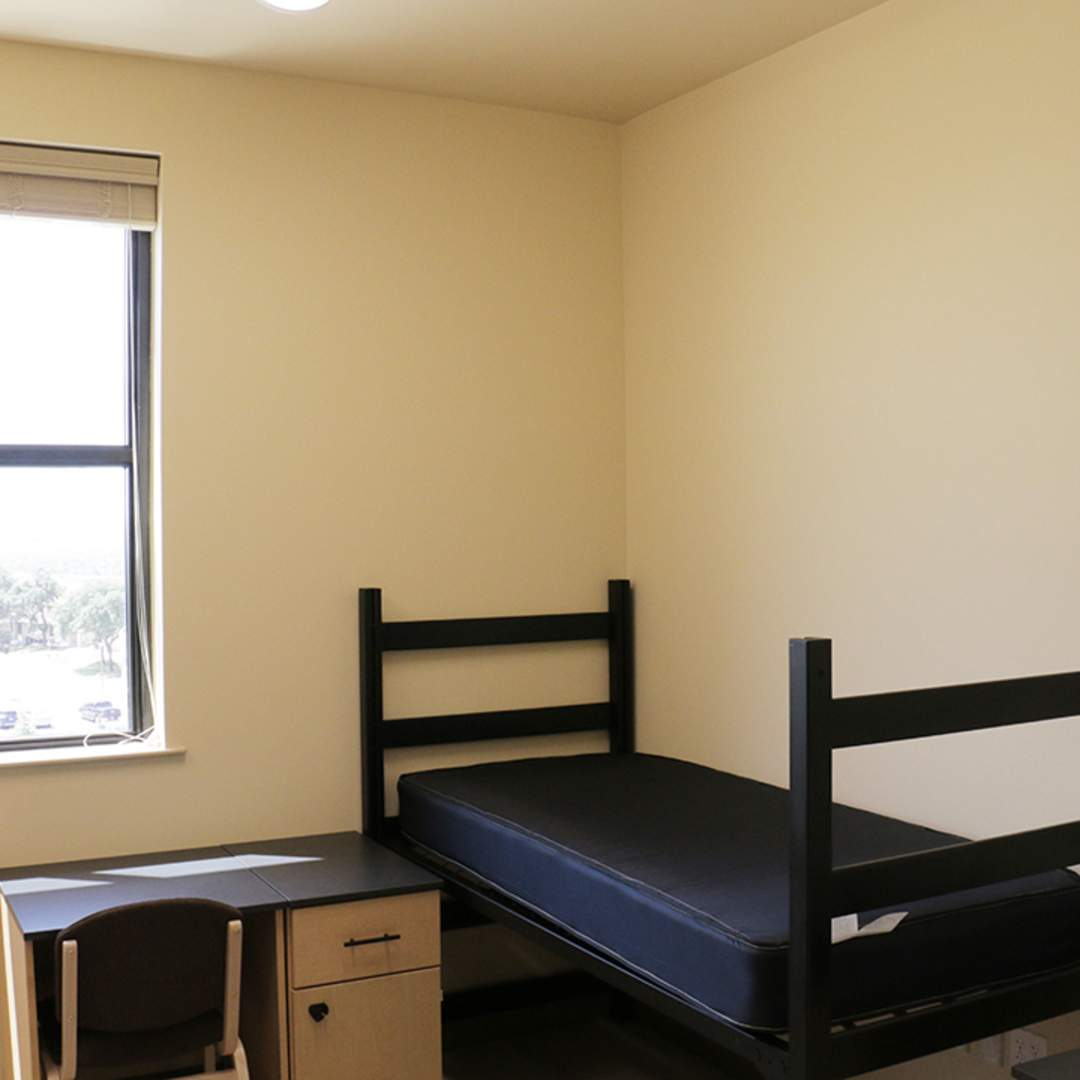 Additional photo of Double Occupancy Room in San Gabriel Hall