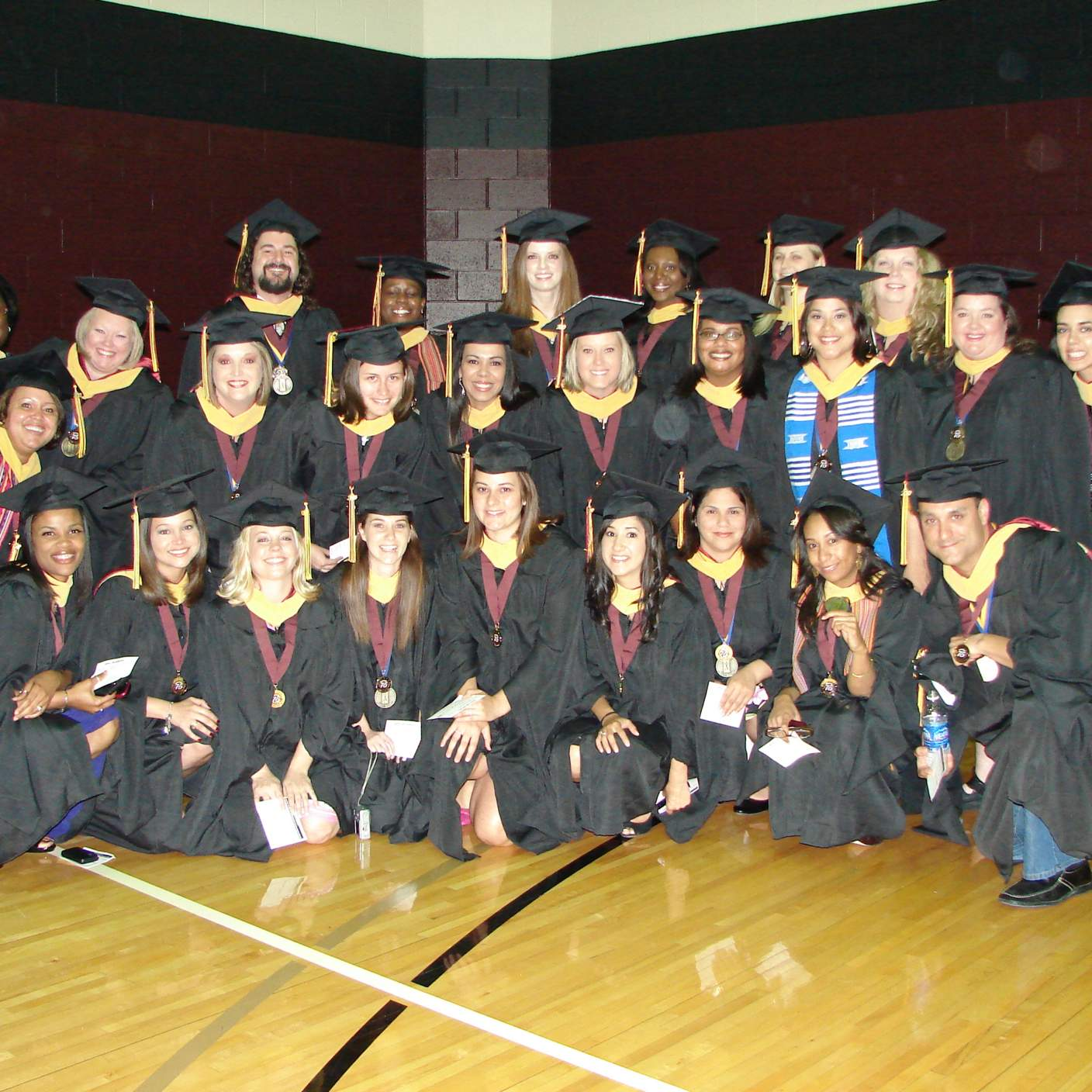 School of Social Work Graduates.