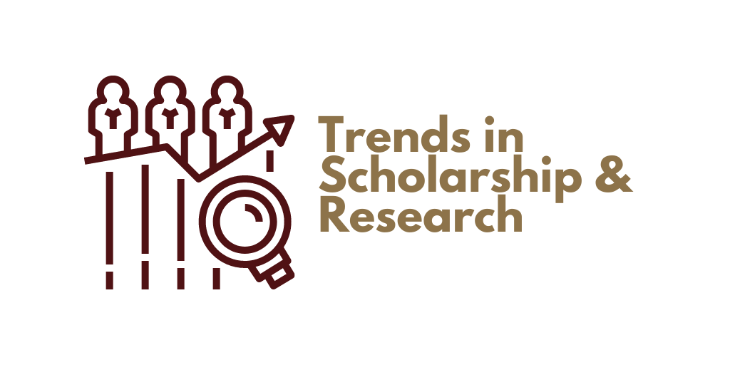 Trends in Scholarship & Research Logo