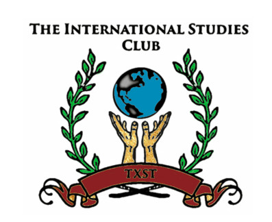 International Studies Club Logo