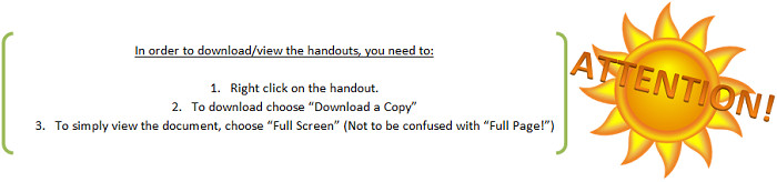 "To download a copy, right click the document and click ""Download a Copy"""
