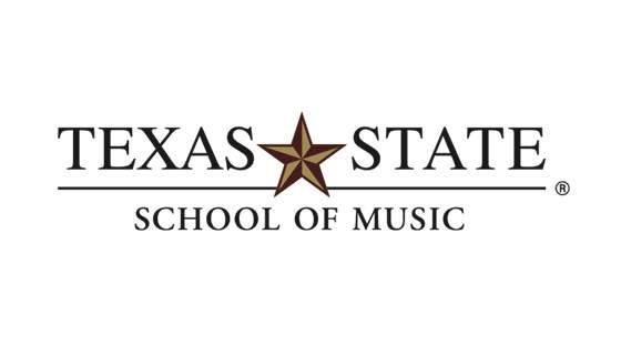Texas State School Of Music logo