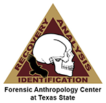 Forensic Anthropology Center Logo