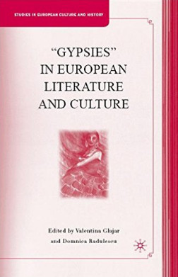 "Cover of ""Gypsies"" in European Literature and Culture"