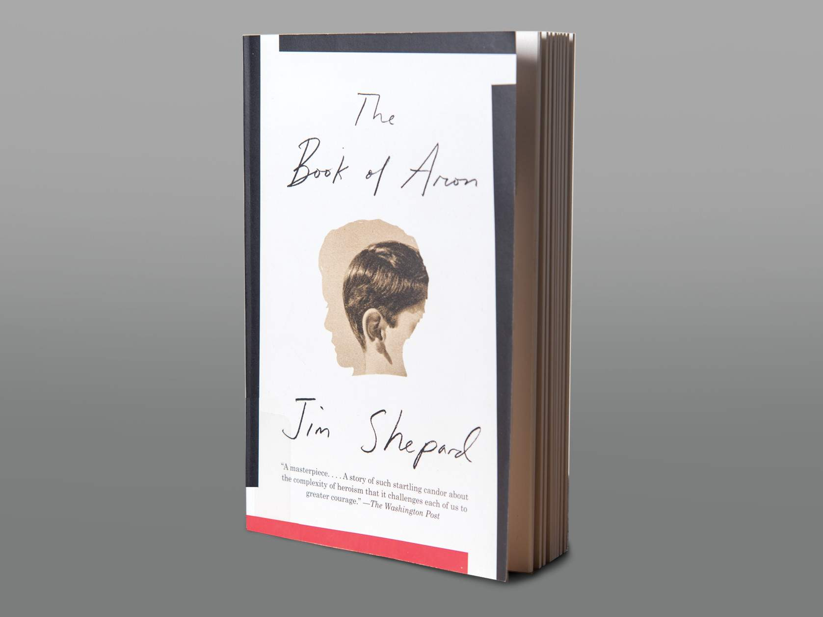 cover of The Book of Aron by Jim Shepard
