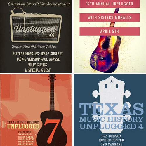 Texas Music History Unplugged