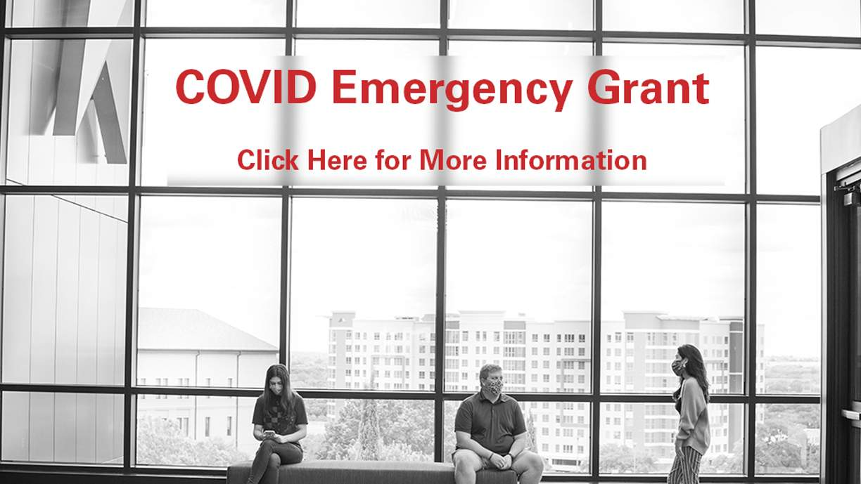 Click Here for COVID Emergency Grant Information